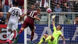 """""""Торіно"""" став віце-лідером, """"Лаціо"""" вперше в сезоні переміг у гостях (ВІДЕО)"""