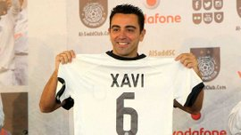 Хаві забив другий гол у першості Катару (ВІДЕО)