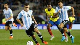 Відбір до ЧС-2018: Аргентина ганьбиться без Мессі, Бразилія програє Чилі, динамівець приносить перемогу Парагваю (ВІДЕО)