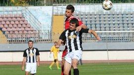 """Лідер Першої ліги """"Гірник"""" втратив очки у Полтаві (ВІДЕО)"""