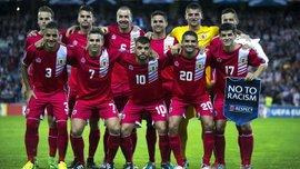 Гібралтар оновив антирекорд кваліфікацій чемпіонатів світу та Європи
