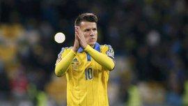 Сборная Украины - главный фаворит плей-офф отбора Евро-2016
