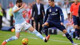 """Магічний Навас і безжальний Роналду: """"Реал"""" завдав """"Сельті"""" першої поразки"""