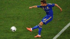 Девичу - 32! Десять самых крутых голов экс-форварда сборной Украины