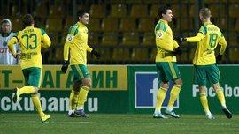 Прямим ударом з кутового забили команді Михалика (ВІДЕО)