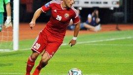 Пашаева вызвали в сборную Азербайджана
