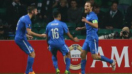 Хестад - самый возрастной автор гола в истории Лиги Европы