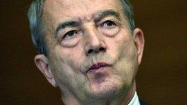 Шеф Німецького футбольного союзу пішов у відставку через скандал навколо ЧС-2006
