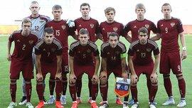 Юниорская сборная России пропустила гол пяткой от голкипера на последних секундах (ВИДЕО)