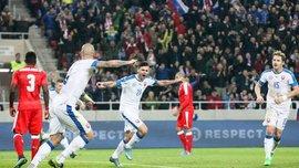 Словаччина - Швейцарія - 3:2. Відео голів і огляд матчу