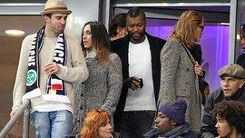 Джибриль Сиссе поделился фотографией последствий теракта в Париже (ФОТО)
