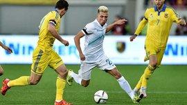 Кампль: Отыграть два мяча у Украины - это реальная задача для Словении