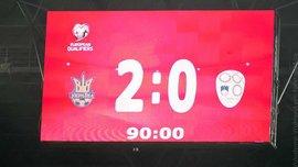 Четыре случая после 2:0. Словения надеется повторить камбэк СССР