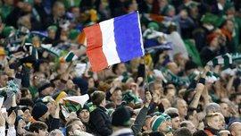 Фаны Боснии и Герцеговины сорвали минуту молчания в память о жертвах терактов в Париже (ВИДЕО)