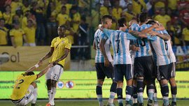 Колумбія - Аргентина - 0:1. Відео голу та огляд матчу