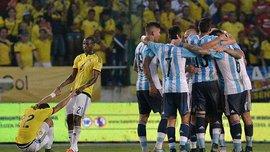 Колумбия - Аргентина - 0:1. Видео гола и обзор матча