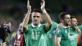 Робби Кин спел песню по случаю выхода Ирландии на Евро-2016 (ВИДЕО)