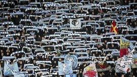 """Фантастична підтримка фанатів """"Мальме"""" за рахунку 8:0 на користь """"Реала"""" (ВІДЕО)"""