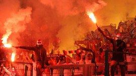 """Фанати """"Наполі"""" та """"Легії"""" перетворили Неаполь на зону бойових дій (ВІДЕО)"""