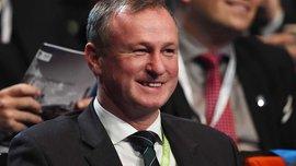 О'Нил считает, что с Украиной на Евро-2016 Северной Ирландии повезло