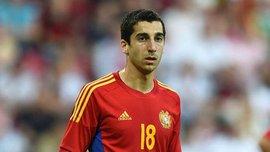 Мхитарян шестой раз стал лучшим футболистом Армении
