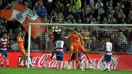 """""""Гранада"""" - """"Валенсія"""" - 0:3. Відео голів і огляд матчу"""