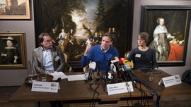 """У президента алчевской """"Стали"""" нашли похищенные нидерландские картины"""