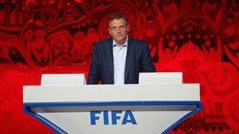 Колишній генсек ФІФА Вальке відсторонений на 12 років від футбольної діяльності