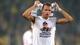 Футболка Тарасова, укуси Суареса і пиво Віди. Топ-11 ідіотських вчинків у світі футболу