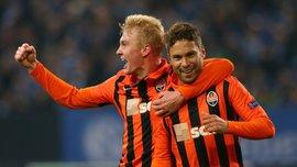 Шедевр Марлоса и еще 10 лучших голов пяткой в истории украинского футбола