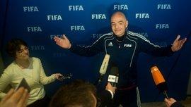 """Інфантіно - президент ФІФА, бо купив більше голосів, ніж шейх, - президент """"Палермо"""""""