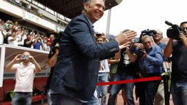 Капаррос может заменить Дель Боске у руля сборной Испании