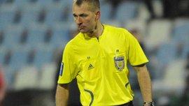 УЄФА подарував годинник українцю, який провів 100 матчів у якості делегата