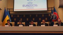 На Евро-2016 ФФУ организует фан-зоны в 25 городах Украины и фан-консульства во Франции, - Лашкул