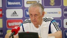 Фоменко запросив уболівальників на матчі проти Кіпру та Уельсу