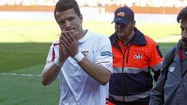 Коноплянка не зіграє за збірну України через травму