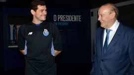 """Президент """"Порту"""": Новость о Касильясе меня рассмешила"""