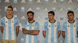 З'явилось відео презентації нової форми збірної Аргентини