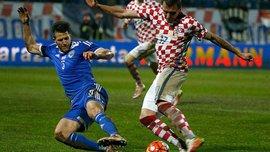 Хорватия - Израиль - 2:0. Видео. Обзор матча