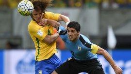 Бразилія - Уругвай - 2:2. Відео. Огляд матчу