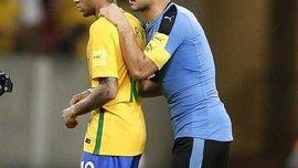 Суарес присвятив перший за 640 днів гол за Уругвай близькій людині, померлій у січні