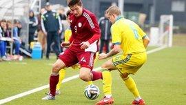 Україна U-18 розписала результативну нічию із Латвією U-19 на товариському турнірі