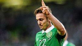 Нападник збірної Ірландії Дойл шокував твіттер фото своєї жахливої травми