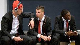 Драговіч і Алаба програли боротьбу за звання футболіста 2015 року в Австрії