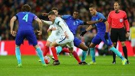 Варді довершив голом геніальну комбінацію Англії проти Нідерландів