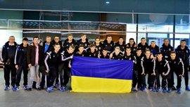 Україна U-17 під час жеребкування Євро-2016 потрапила до першого кошика