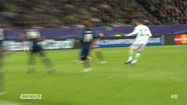 """""""Вольфсбург"""" - """"Реал"""" - 2:0. Видео. Обзор матча"""