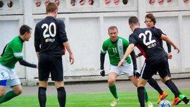 Воробей дебютировал в чемпионате Киевской области