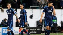 """Хамес зганьбився під час сенсаційної поразки """"Реала"""" від """"Вольфсбурга"""""""