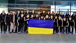 Україна U-17 дізналась суперників на груповому етапі Євро-2016